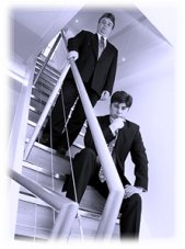 [The co-founders of Birmingham PR & Marketing Agency Metropolis 2]
